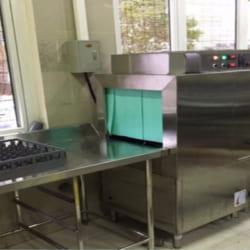 máy rửa bát công nghiệp 5