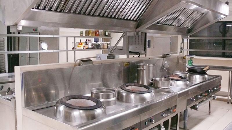 Những yếu tố cần thiết cho gian bếp của nhà hàng bếp á công nghiệp cần có